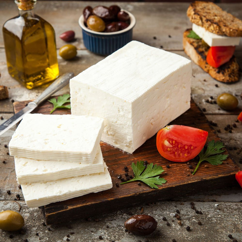 Feta PDO - GREEK TRADITIONAL CHEESE - VOGIATZI